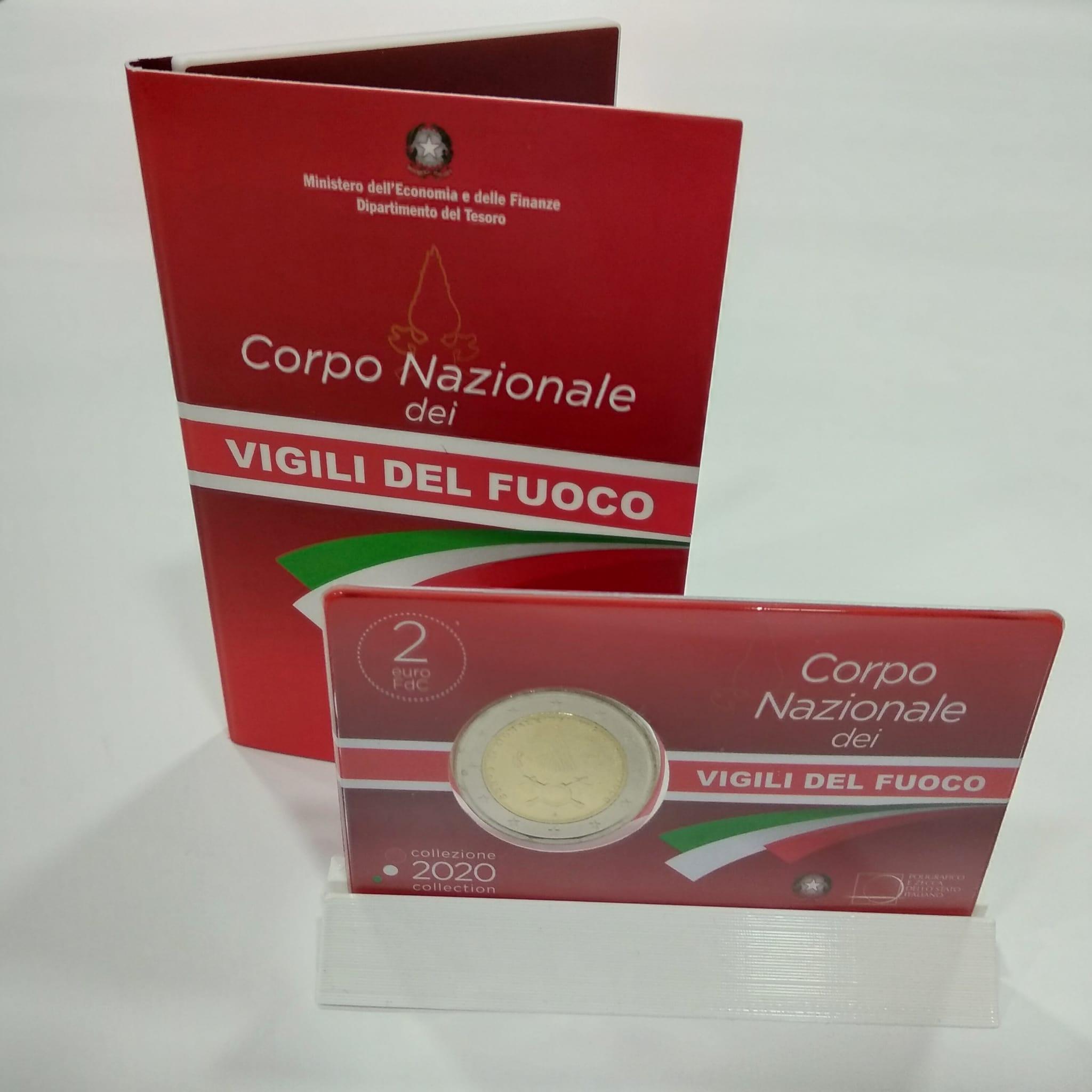 2020 Italia CoinCard